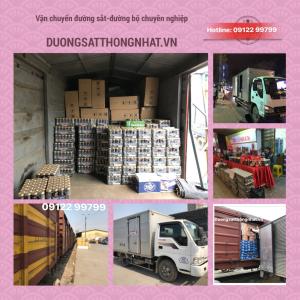 van chuyen door to door 0912299799 duongsatthongnhat.vn tnrs.vn